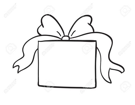 Pencil And In Color Gift Clipart