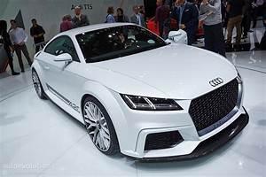 Audi Tt Quattro Sport : audi tt quattro sport packs 420 hp of nurburgring lapping potential live photos autoevolution ~ Melissatoandfro.com Idées de Décoration