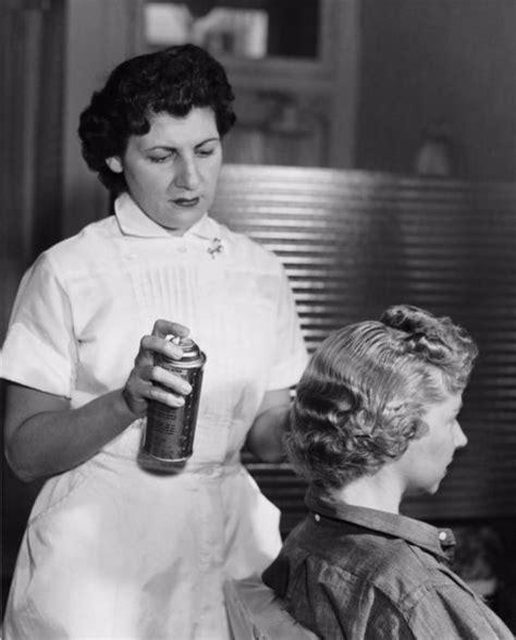 vintage beauty salons