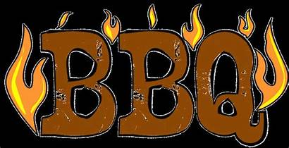 Bbq Barbecue Clipart Word Clip Graphics Chicken