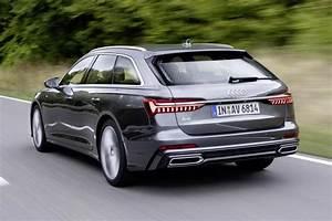 Audi A6 Avant Ambiente : new audi a6 avant 2018 review pictures auto express ~ Melissatoandfro.com Idées de Décoration