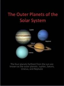 Outer Planets of the Solar Systems by Jason Elliott ...