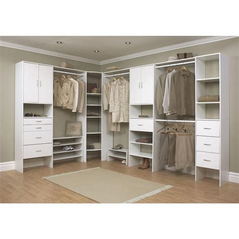 Ideas Home Depot by Closetmaid Selectives 20 In X 41 5 In X 29 In 3 Shelf