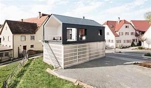 Lowest Budget Häuser : pragmatisches doppel haus unimog floorplans haus architektur und container h user ~ Yasmunasinghe.com Haus und Dekorationen