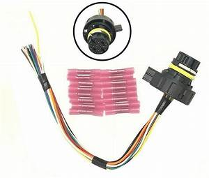 New 6r60 6r80 6r75 Harness Repair Kit Pigtail Wiring