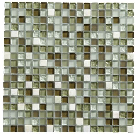 green wall tiles kitchen green glass marble mosaic tile l 300mm w 300mm 4045