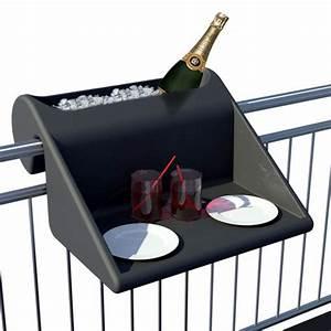 Lösungen Für Kleine Balkone : balkonzept balkontisch blumenkasten kombination f r das gel nder tisch zum einh ngen f r ~ Sanjose-hotels-ca.com Haus und Dekorationen