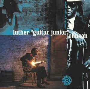 luther johnson country sugar papa discogs