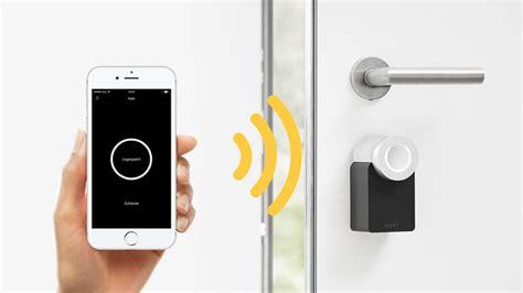 nuki smart lock 2 0 elektronisches t 252 rschloss f 252 r smarten zutritt
