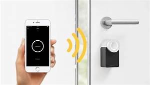 Elektronisches Türschloss Wlan : nuki smart lock 2 0 elektronisches t rschloss f r smarten zutritt ~ Yasmunasinghe.com Haus und Dekorationen
