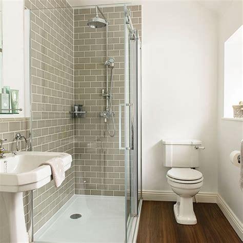 Bathroom Tile Colour Ideas by Grey And White Tiled Bathroom Decorating Housetohome Co Uk