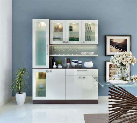 crockery units luxury interior designers  whitefield