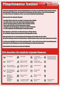 Steuererklärungsformulare 2014 Zum Ausdrucken : walter beschriftungen waschhinweise f r textilien ~ Frokenaadalensverden.com Haus und Dekorationen