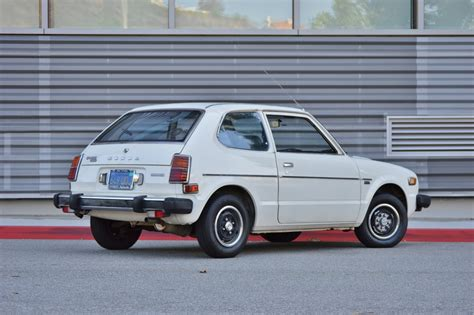 1978 Honda Civic For Sale by No Reserve 1978 Honda Civic Cvcc Hondamatic For Sale On