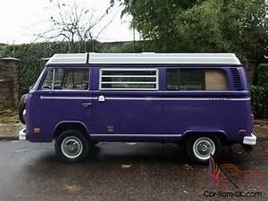1974 Volkswagen Bus Camper Westfalia