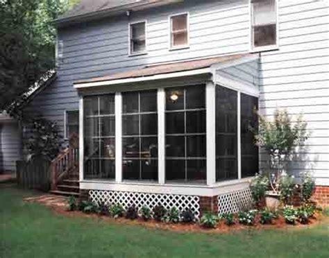 eze breeze sunroom american home design  nashville tn