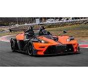 Check Out KTM's New X Bows  Top Gear