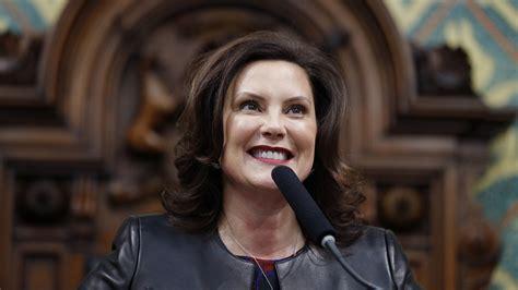 Biden VP: Michigan Gov. Gretchen Whitmer met with ...