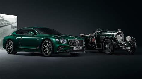 Bentley Photo by Bentley Brings Race Inspired Continental Gt To Geneva Auto