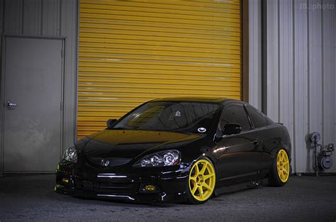 raceland acura rsx full coilover review