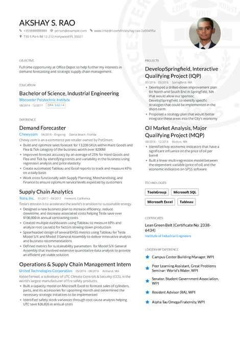 the ultimate guide to engineering resume exles in 2019