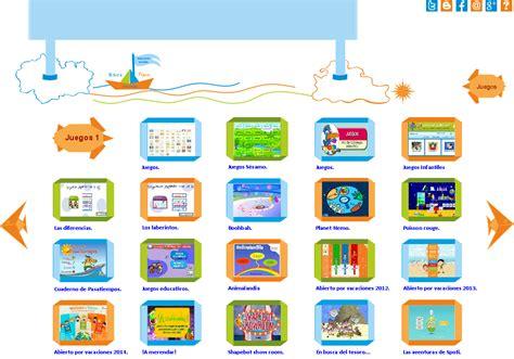 Juegos Interactivos Infantiles Educanave
