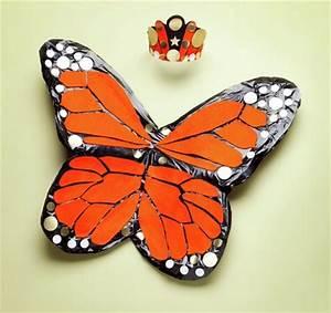 Cómo hacer un disfraz de mariposa casero