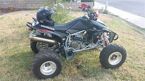 Page 1 New  U0026 Used Trx450r Motorcycles For Sale   New