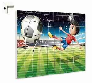 Magnettafel Für Kinder : pinnwand magnettafel memoboard motiv kinder fu ball ebay ~ Frokenaadalensverden.com Haus und Dekorationen