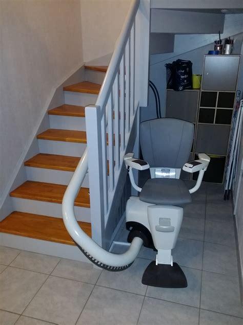 siege pour escalier monte escalier droit et monte escalier courbe pour