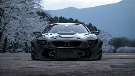 Bmw I8 Sports Car Wallpaper