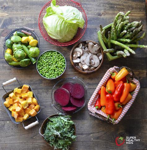 Kids Kitchen Food 9 vegetables kids like that might surprise you healthy