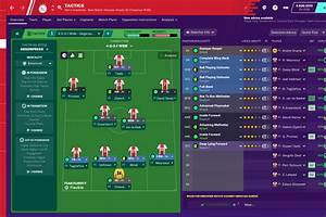 Football Manager 2020 Tactics Guide  8 Essential Tips