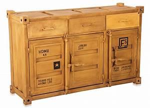 Möbel Im Industriedesign : container ~ Orissabook.com Haus und Dekorationen