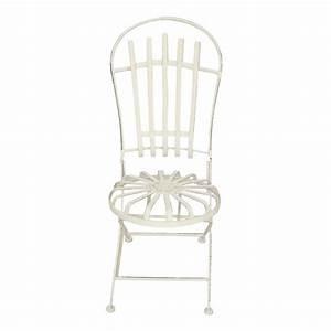 Chaise En Fer Forgé : chaise en fer forg collection el gance ~ Dode.kayakingforconservation.com Idées de Décoration