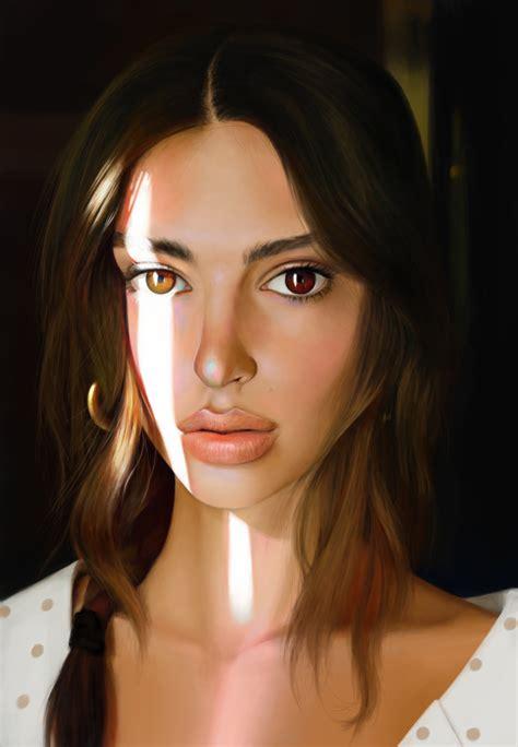 ArtStation - Portrait and wip, Ujin Shamoney