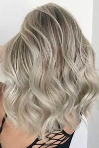 Couleur Cheveux Tendance : couleur cheveux tendance 2017 2018 ~ Nature-et-papiers.com Idées de Décoration