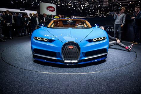 Just a car, like any other: 2018 Bugatti Chiron Gallery 668267 | Top Speed