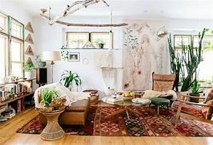 Boho Style Kaufen : so gelingt ihnen die wohnungseinrichtung im boho style interior pinterest ethno teppich ~ Orissabook.com Haus und Dekorationen