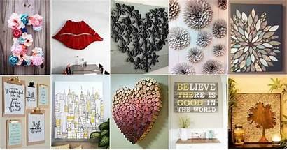 Diy Wall Decor Amazing Projects Decorating Creative