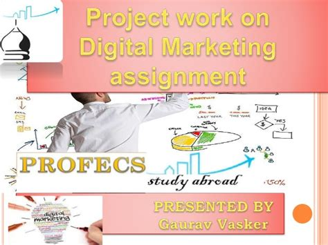 Study Digital Marketing by A Digital Marketing Caign For Study Abroad Consultant