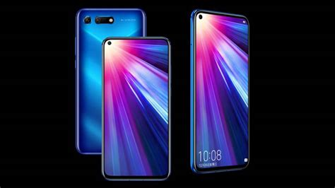 honor view  launched  mp camera punched hole display check specifications expected
