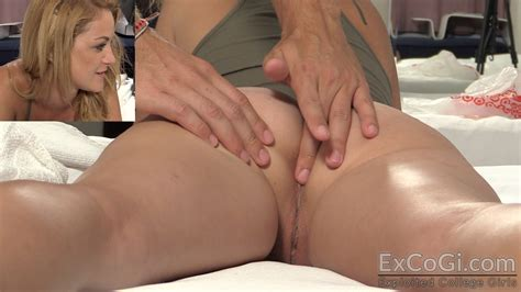 Shy First Timer Hilary Gives Up Her Anal Virginity On
