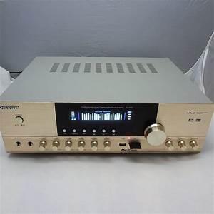 New 220v Av 201 500w 5 1 Channel Home Av High Power Amplifier 5 1 Professional Home Theater Hifi
