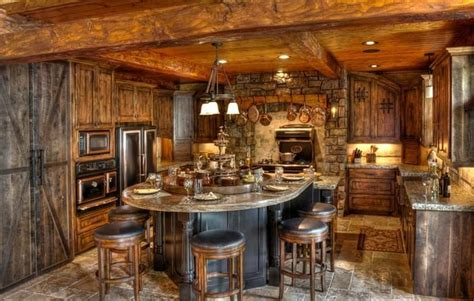 Home Decor Rustic And Refined Home: Unique Rustic Home Decor #rustic Dining Room Design Ideas