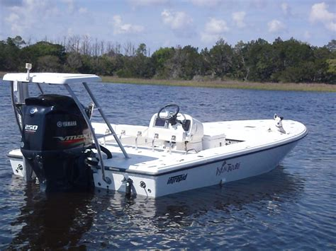 Intrepid Boats Warranty by Intrepid 201 Flats Skiff With 250hp Yamaha Sho The Hull