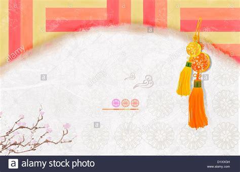 template illustration  korean norigae stock photo