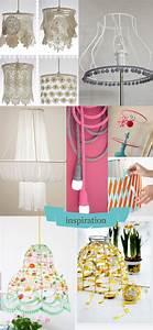 Abat Jour Tissu : id es cr atives en lumi re le blog couture frou frou mercerie contemporaine paris march ~ Teatrodelosmanantiales.com Idées de Décoration