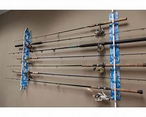 Big Daddy Fishing Rod Racks - 10 Rod Rack