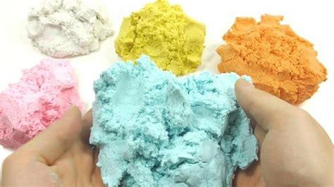 sand selber machen kinetic sand selber machen ein einfaches rezept